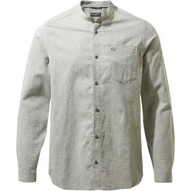 Craghoppers Harford Longsleeved Shirt Men, sage marl